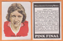 Manchester United Gerry Daly Eire (MEN)